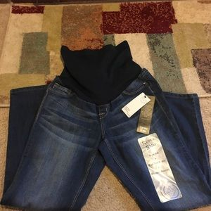 Pants - Maternity Jeans size Large NWT